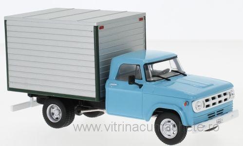 Macheta furgon Dodge D400, scara 1:43 [0]