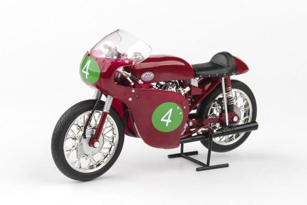Macheta Jawa 250R 2xOHC (1961) 1:18 0
