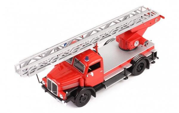 Macheta masina pompieri IFA S4000DI, scara 1:43 0