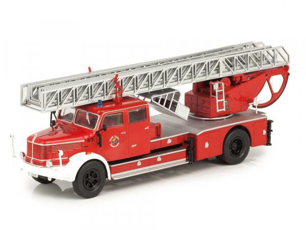Macheta masina pompieri Krupp DL52, scara 1:43 0