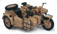 Macheta motocicleta BMW B-R75, scara 1:43 0