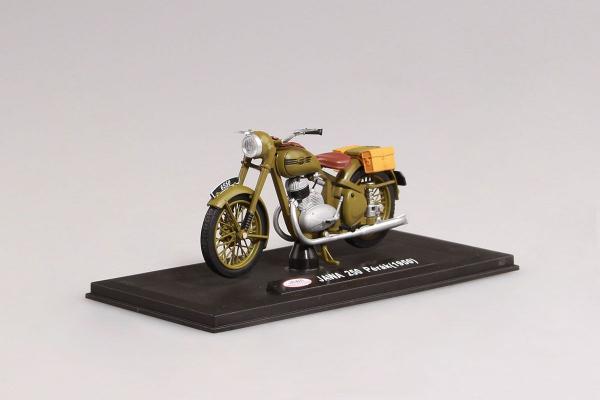 Macheta motocicleta Jawa 250 Perak 1:18 0