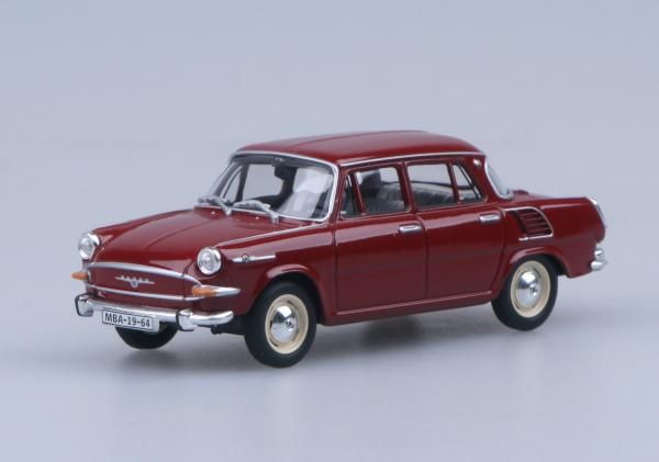 Macheta Skoda 1000MB, 1:43 0