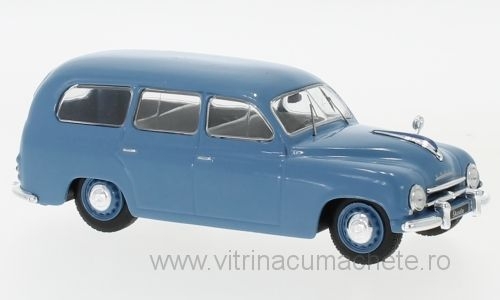 Macheta Skoda 1201 break, 1:43 0