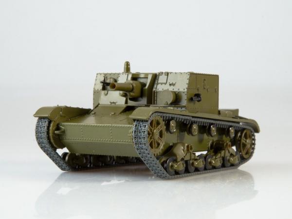 Macheta tanc rusesc AT-1, scara 1:43 0