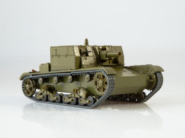 Macheta tanc rusesc AT-1, scara 1:43 2