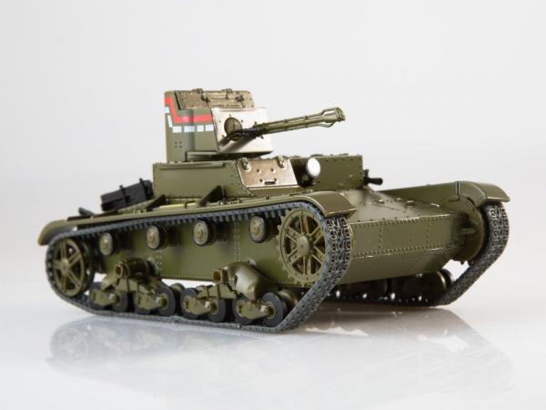 Macheta tanc rusesc HT-26, scara 1:43 1