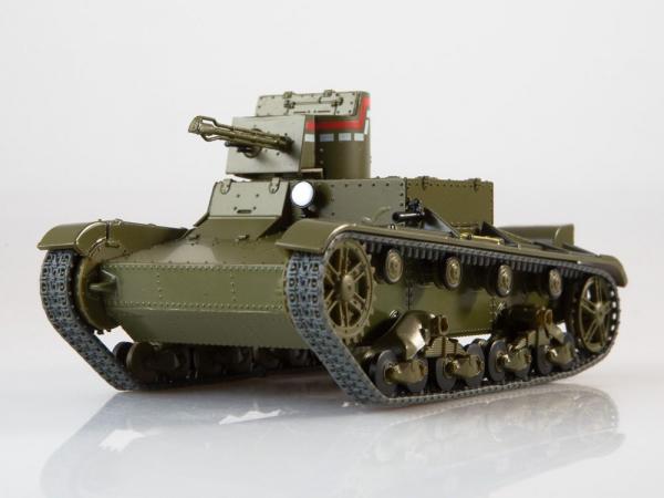 Macheta tanc rusesc HT-26, scara 1:43 0