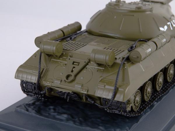 Macheta tanc rusesc IS-3M, scara 1:43 1