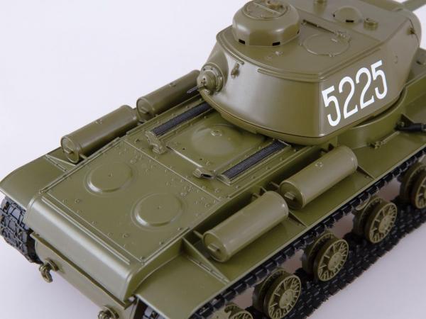 Macheta tanc rusesc KV-85 scara 1:43 [4]