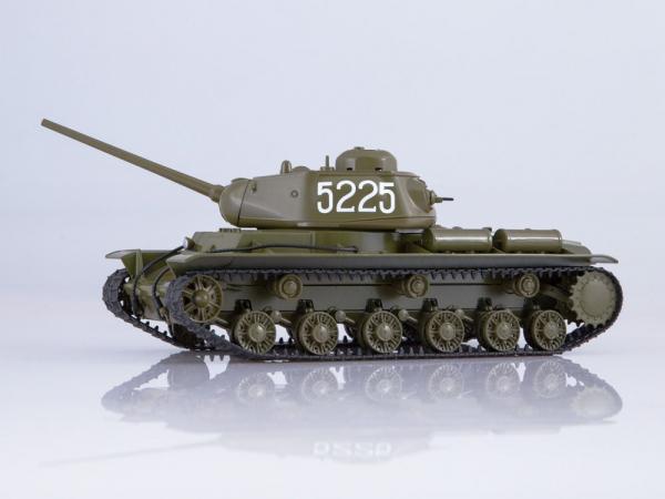 Macheta tanc rusesc KV-85 scara 1:43 [0]