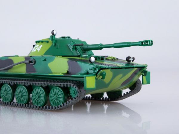 Macheta tanc rusesc PT-76, scara 1:43 [2]
