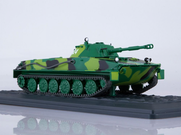 Macheta tanc rusesc PT-76, scara 1:43 [4]