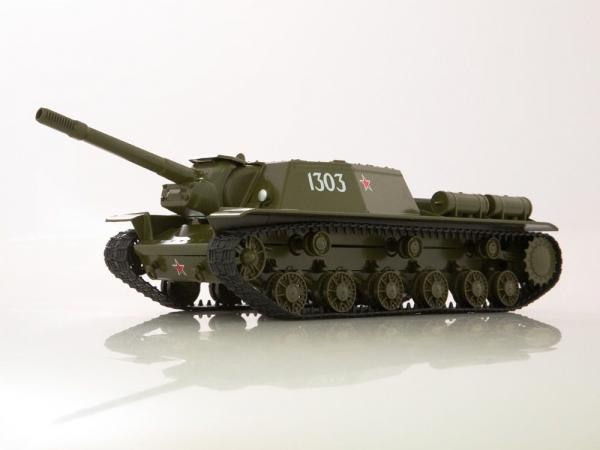 Macheta tanc rusesc SU-152, scara 1:43 0