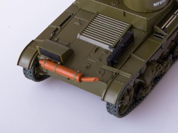 Macheta tanc rusesc T-26 1931, scara 1:43 [3]