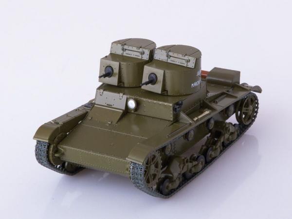 Macheta tanc rusesc T-26 1931, scara 1:43 [4]