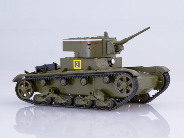Macheta tanc rusesc T-26 1933, scara 1:43 0