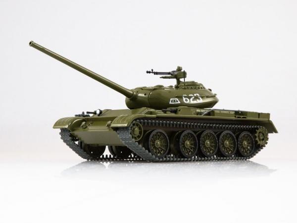 Macheta tanc rusesc T-54-1, scara 1:43 1