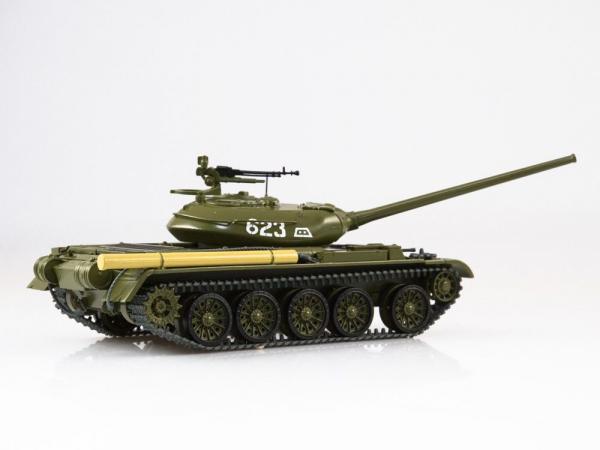 Macheta tanc rusesc T-54-1, scara 1:43 2