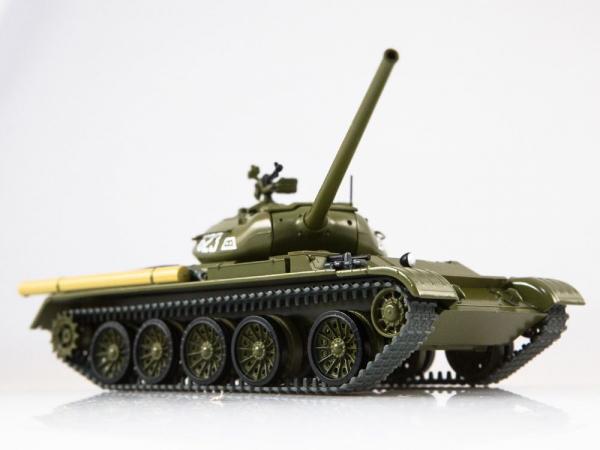 Macheta tanc rusesc T-54-1, scara 1:43 0