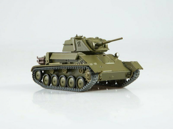 Macheta tanc rusesc T-80, scara 1:43 2