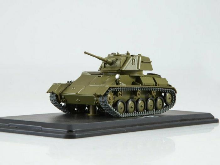 Macheta tanc rusesc T-80, scara 1:43 0