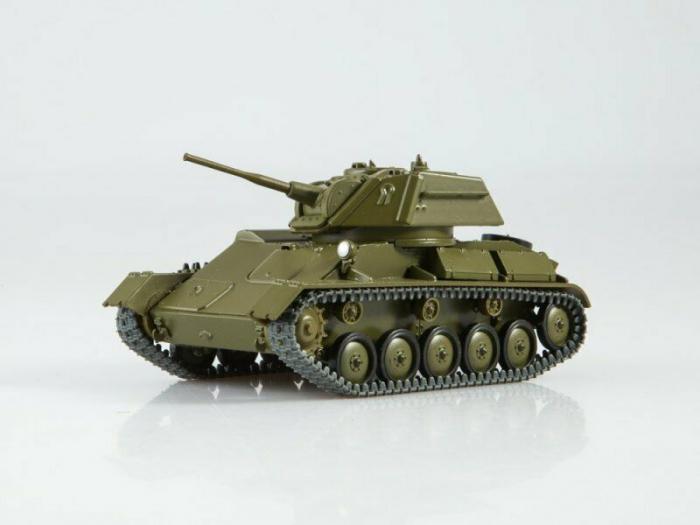 Macheta tanc rusesc T-80, scara 1:43 3