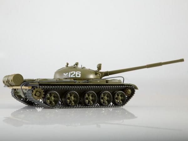 Macheta tanc rusesc T-62, scara 1:43 2