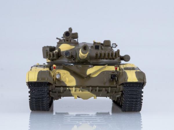 Macheta tanc rusesc T-72A, scara 1:43 3