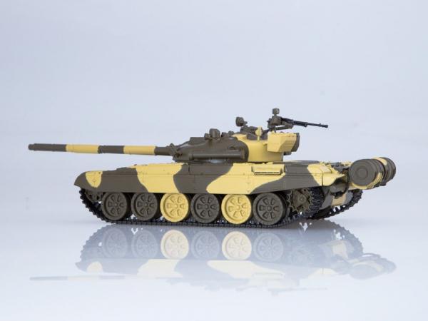 Macheta tanc rusesc T-72A, scara 1:43 1