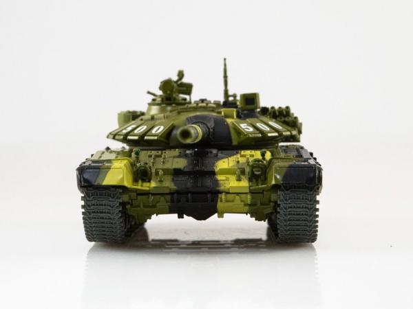Macheta tanc rusesc T-72B3, scara 1:43 3