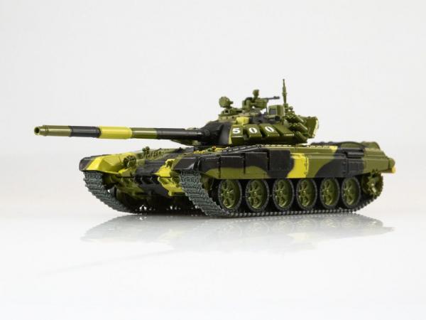 Macheta tanc rusesc T-72B3, scara 1:43 0