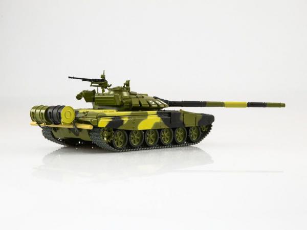 Macheta tanc rusesc T-72B3, scara 1:43 1