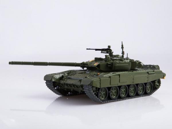 Macheta tanc rusesc T-90, scara 1:43 0