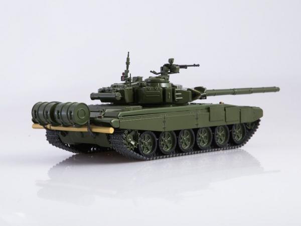 Macheta tanc rusesc T-90, scara 1:43 1