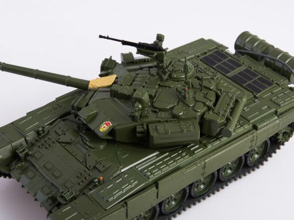 Macheta tanc rusesc T-90, scara 1:43 2