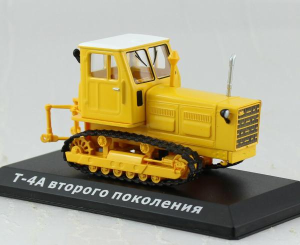 Macheta tractor Altai T-4A, Rusia Mk2, scara 1:43 [0]