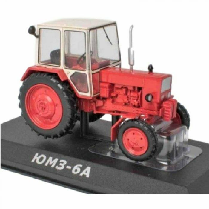 Macheta tractor IUMZ-6A, scara 1:43 [0]
