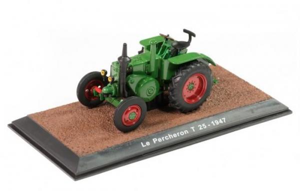 Macheta tractor Le Percheron T25, scara 1:32 0