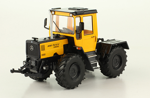 Macheta tractor MB Kommunal 1975, scara 1:43 [0]