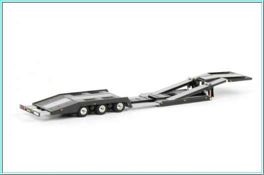Macheta trailer transportor camioane Estepe, scara 1:50 1