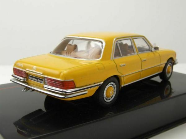 Macheta auto Mercedes Benz 450SEL (W118), scara 1:43 5