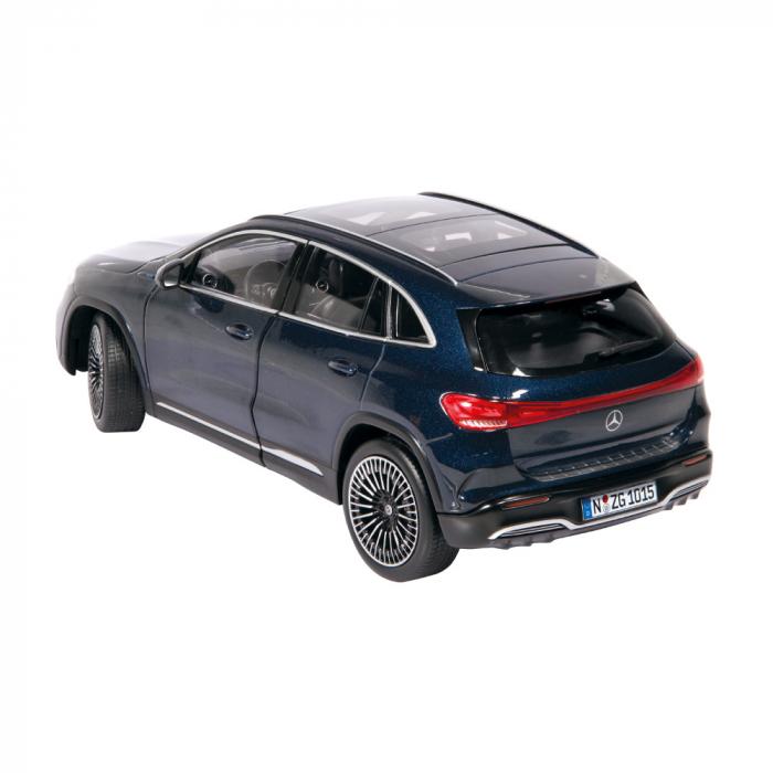Macheta auto electrica Mercedes Benz EQA, scara 1:18 [3]