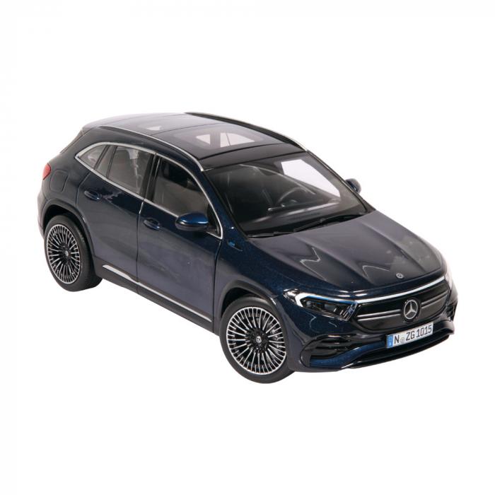 Macheta auto electrica Mercedes Benz EQA, scara 1:18 [2]