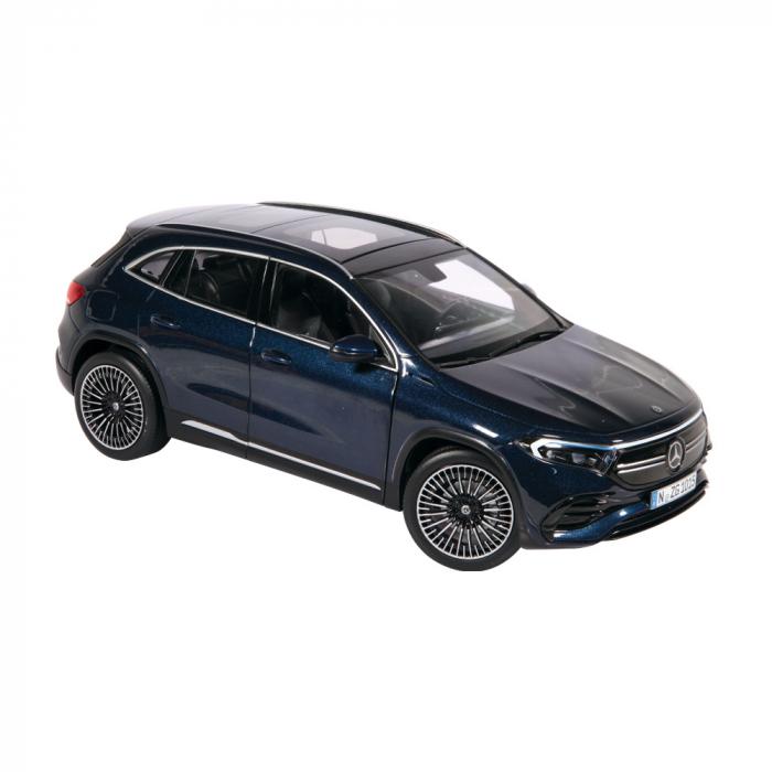 Macheta auto electrica Mercedes Benz EQA, scara 1:18 [0]