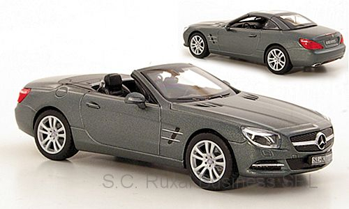 Mercedes Benz SL (R231), scara 1:43 0