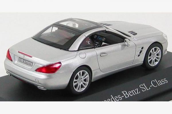 Mercedes Benz SL (R231), scara 1:43 2