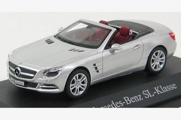 Mercedes Benz SL (R231), scara 1:43 1