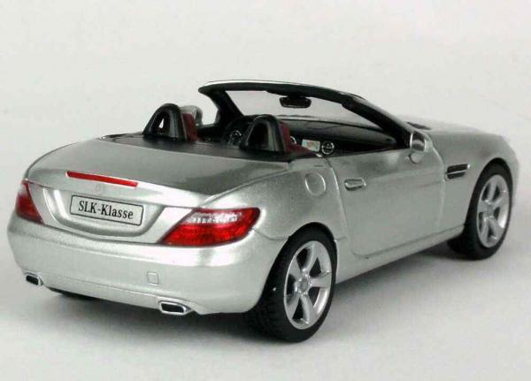 Mercedes Benz SLK 2011 (R172), scara 1:43 1