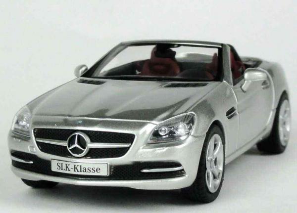Mercedes Benz SLK 2011 (R172), scara 1:43 0